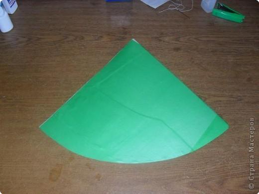 берем лист картона фото 3