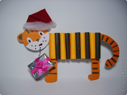 Мой тигрёнок фото 1