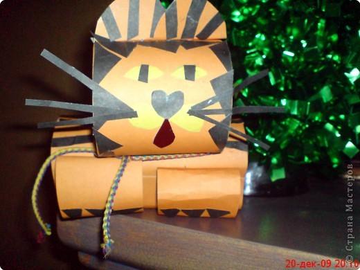 """тигруля для всех пользователей сайта """"Страна Мастеров"""" в подарок фото 1"""