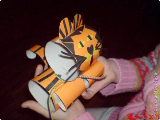 """тигруля для всех пользователей сайта """"Страна Мастеров"""" в подарок фото 2"""