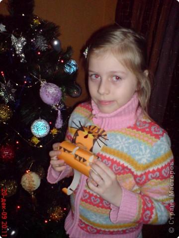 """тигруля для всех пользователей сайта """"Страна Мастеров"""" в подарок фото 3"""