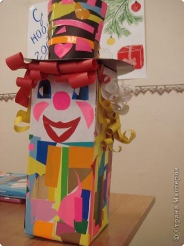 Веселый клоун фото 2