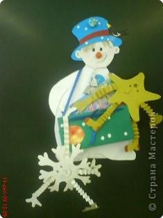 Мой друг - Снеговик фото 1