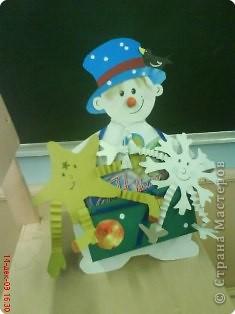 Мой друг - Снеговик фото 2