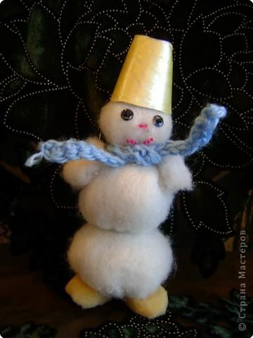 Снеговичок фото 1