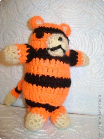 Тигруша-полосатик фото 1