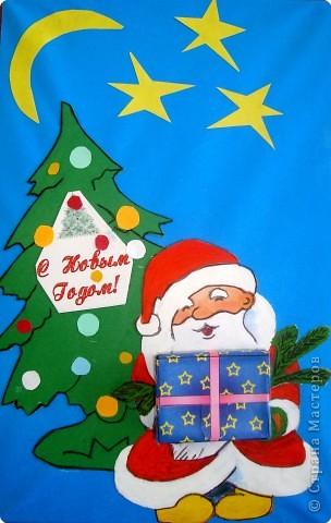 А у Деда Мороза в коробочке сюрприз! фото 1