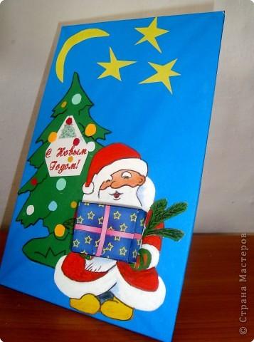 А у Деда Мороза в коробочке сюрприз! фото 2