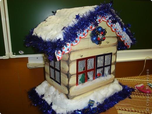 Домик Деда Мороза фото 4