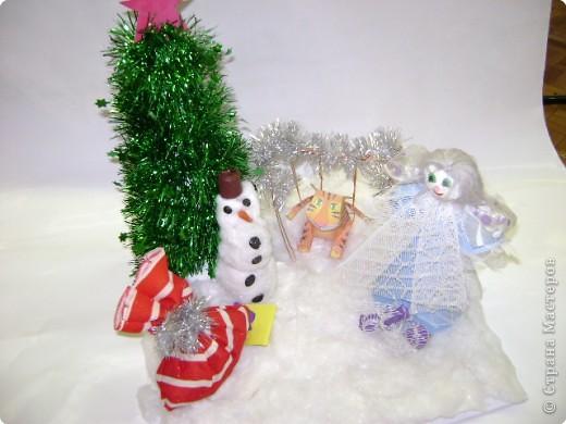Ждем Деда Мороза