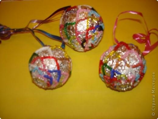 Волшебные шары.