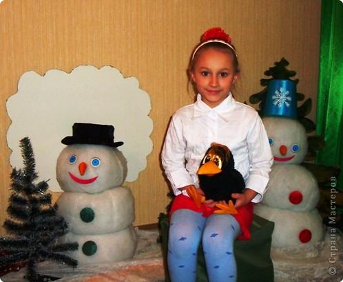 Богатко Вика главный герой новогодней сказки. фото 1