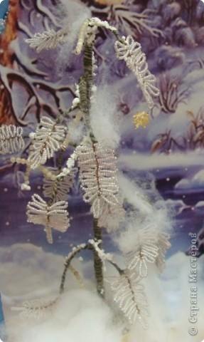 """Общий вид. Это большая работа. Трудились над ней всем нашим дружным коллективом более месяца.  Композиция """"Рождество"""" сделана в подарок всем жителям  и гостям г.Строитель к Новому Году и Рождеству. Находится на выставке в Православном центре. фото 6"""