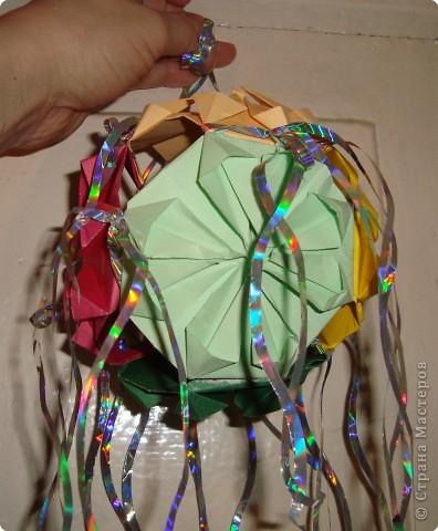 объёмный шарик