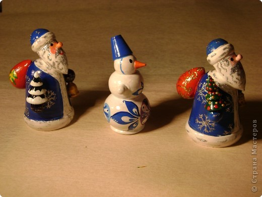 Вот, собственно, и сам Снеговичок. фото 3