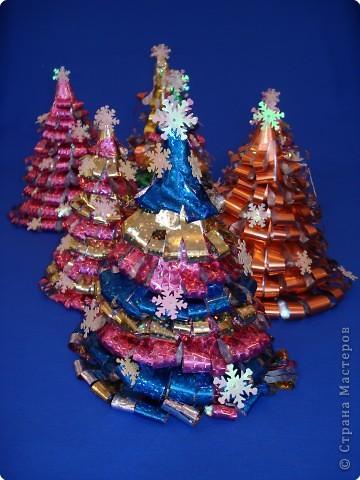 Новогодние ёлочки в ожидании праздника. фото 1