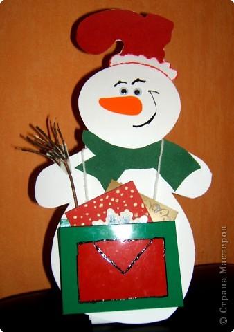 """Снеговик"" фото 1"