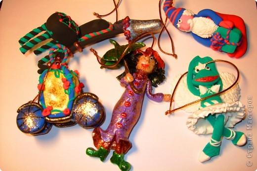 Елочные игрушки  фото 1