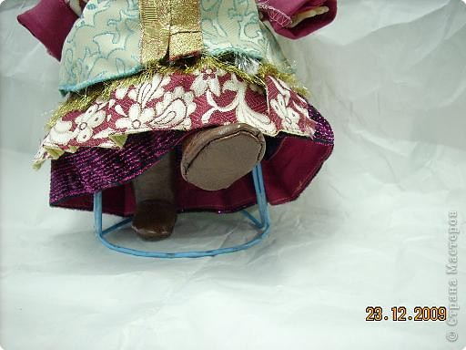 Это кукла в традиционном усть-цилемском наряде.  фото 2
