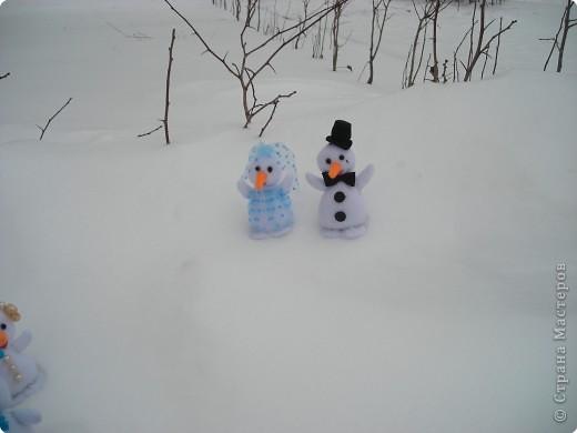 Снегосвадьба. фото 2