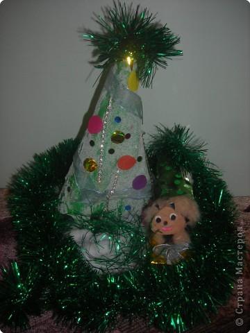 Подарок для ёлочки. фото 1