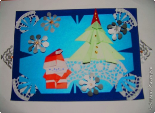 Снеговичок - Мороз и волшебная ёлочка.