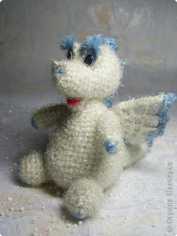 Снежный Дракоша