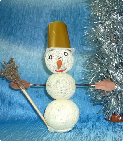 Снеговик Егорка