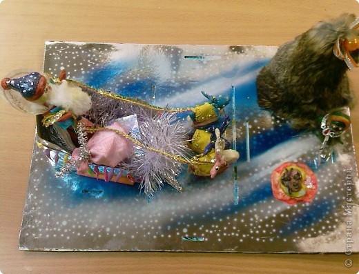Подарки деда Мороза северным народам фото 1
