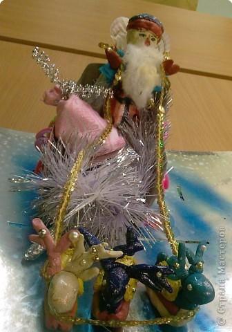Подарки деда Мороза северным народам фото 2
