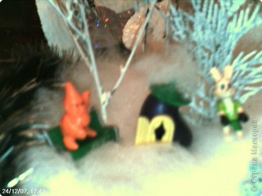 Зимний лес. фото 2
