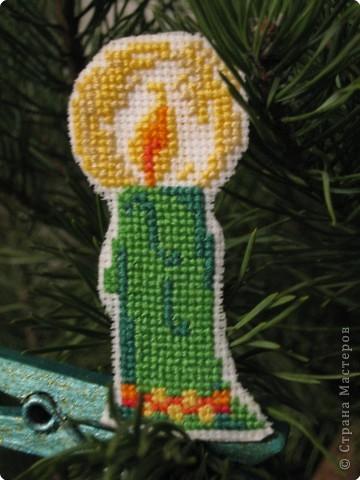 Свечи на елку фото 3