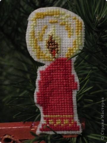 Свечи на елку фото 4