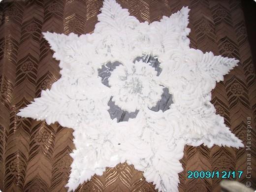 Снежинки фото 2