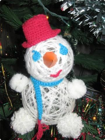 Снеговичок домашний