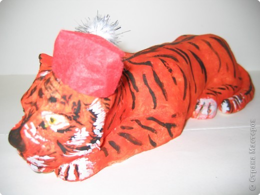 До Нового Года осталось совсем немного. Тигр-р-руля 2010 ждет, когда куранты пробьют полночь... фото 3