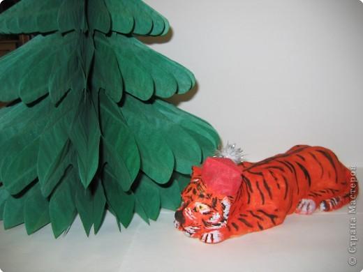 До Нового Года осталось совсем немного. Тигр-р-руля 2010 ждет, когда куранты пробьют полночь... фото 2