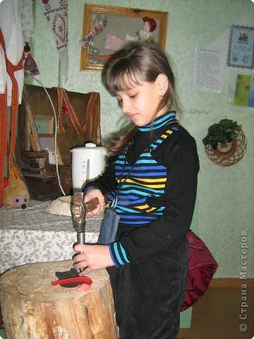 "брелок и футляр для ключей ""Символ года"" фото 2"