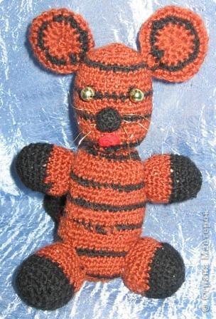 Тигра - мышонок фото 1