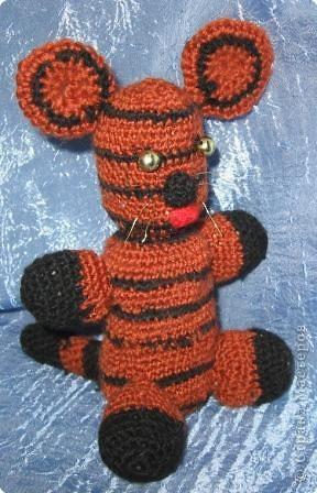 Тигра - мышонок фото 2