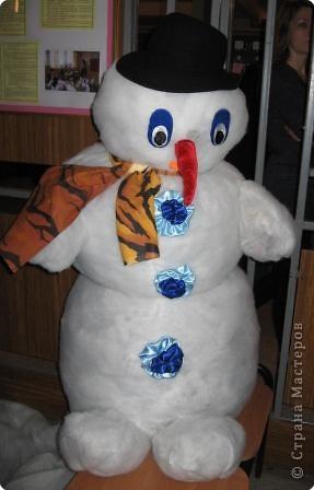 Весёлые снеговики. фото 4