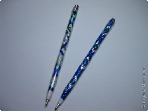Новогодняя ручка