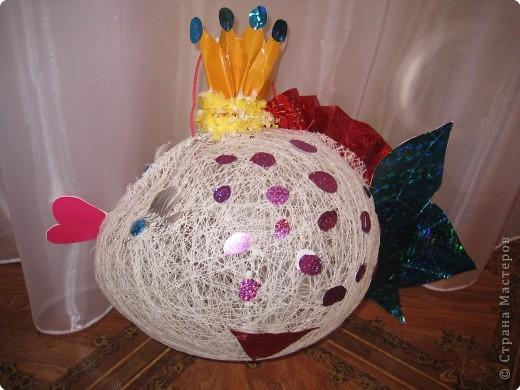 Елочная игрушка для детского сада.