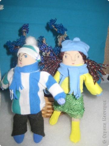 Снежная Королева со своей свитой, Кай и Герда. фото 5