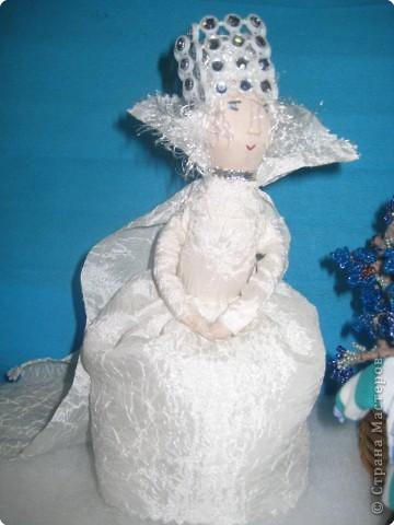 Снежная Королева со своей свитой, Кай и Герда. фото 6