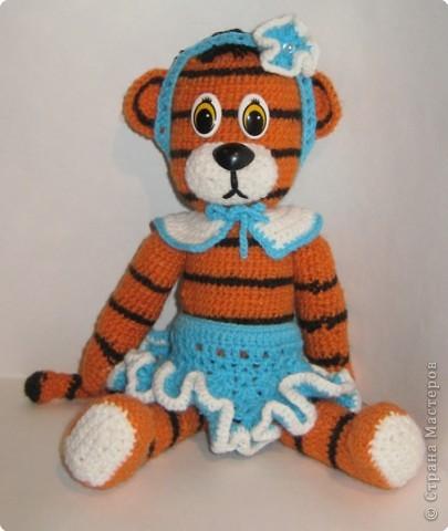 Девочка Тигруша фото 1