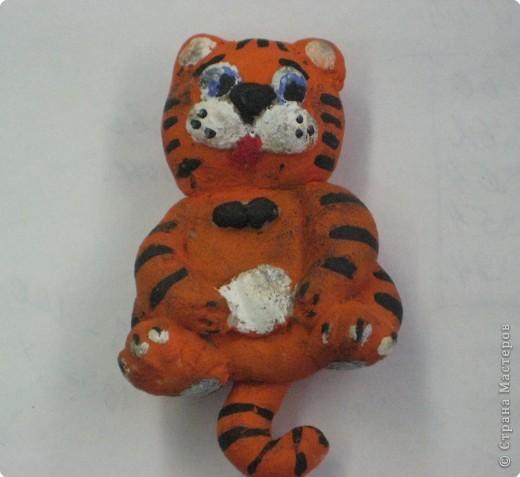 Тигр - символ 2010 года