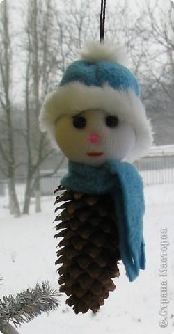 Снегурочка- селяночка и Дедушка Мороз фото 2