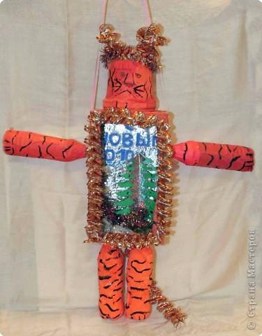 2010 год – год желтого металлического тигра.  фото 2