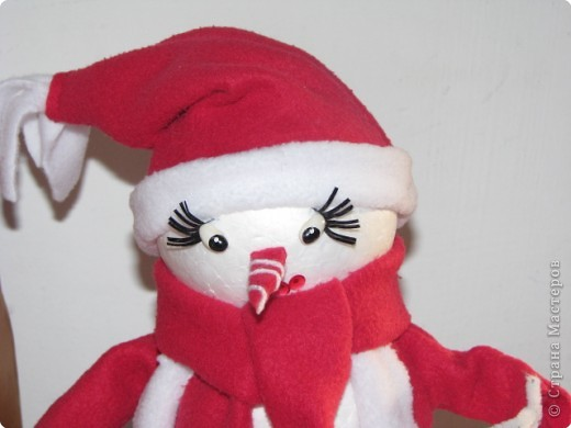 снеговичок-дед мороз фото 2